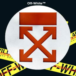 TAPETE OFF WHITE