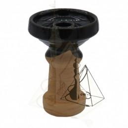 CyS Gravity Bowl cachimbas y shishas negro