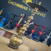 ¿A quien no le gustan las tradis?  Tenemos un amplio stock de cachimbas tradicionales, khalil mamoon, farida, el nefes... Dejate llevar por el encanto tradicional www.cachimbasyshishas.es